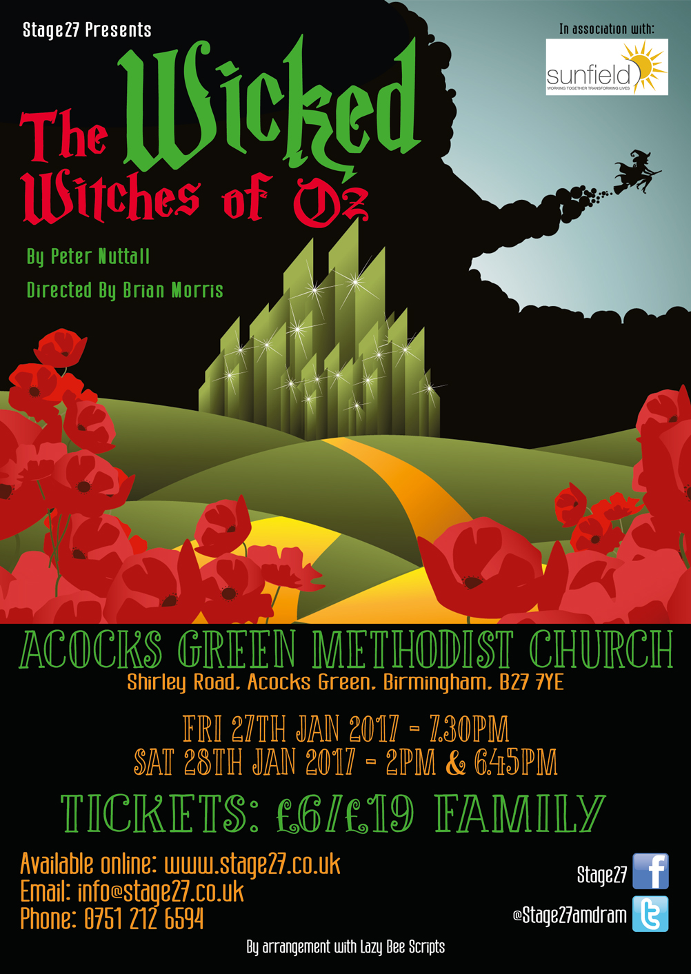 The Wicked Witches of Oz